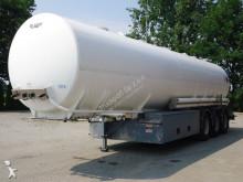 used oil/fuel tanker semi-trailer