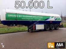 Burg LPG GPL propane butane gas gaz 50.000 L semi-trailer