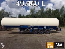 semi remorque Gofa LPG GPL propane butane gas gaz 49.460 L