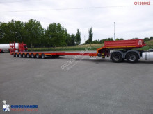 nc 8-axle semi-lowbed trailer 115 t / 5 steering axles