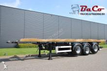 Van Hool 3B2015 - SAF AXLES - ADR - EXCELLENT CONDITION - semi-trailer