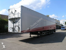Knapen Walkingfloor Schubbodenauflieger Alubordwände semi-trailer