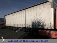 Schmitz Cargobull Mega Pritsche+Plane Auflieger Liftachse semi-trailer