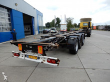 D-TEC FT-43-03V / 3x extendable semi-trailer
