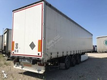 Fruehauf BP 393 KY Porte alu neuve semi-trailer