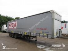 used tautliner semi-trailer