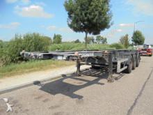semi remorque Schmitz Cargobull 20/30 FT Tank Chassis / SAF / Disc / Liftaxle