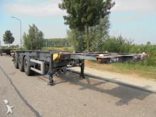 Schmitz Cargobull 20/30 FT Tank Chassis / SAF / Disc / Liftaxle semi-trailer