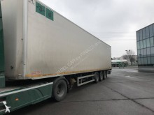 Pezzaioli insulated semi-trailer