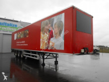 Chereau Isolated box semi-trailer