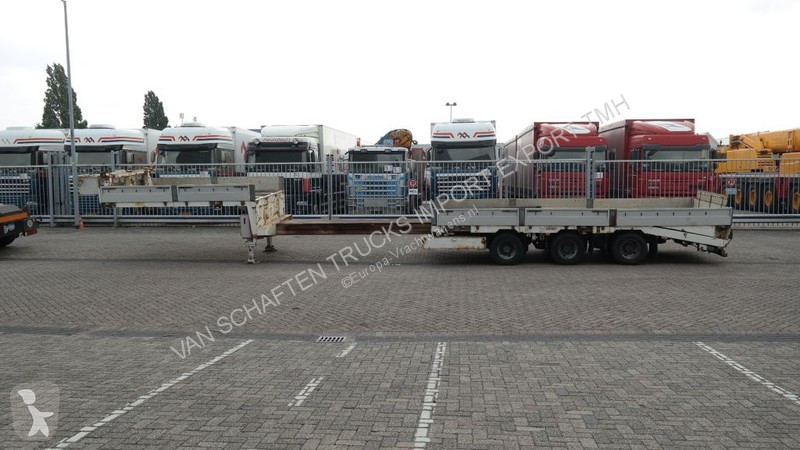 Louault SEMI LOW LOADER semi-trailer