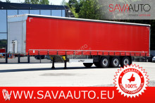 Fliegl tautliner semi-trailer
