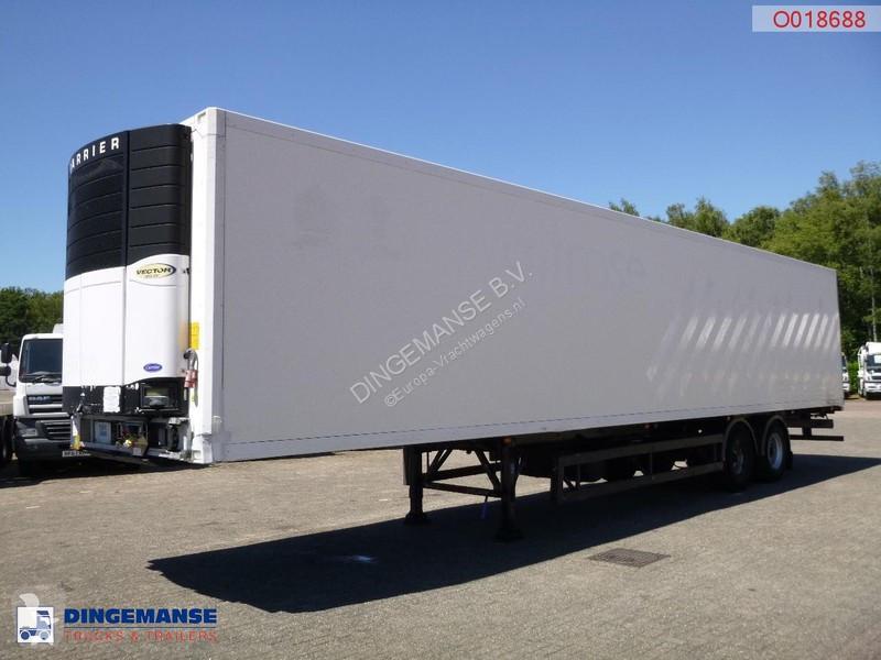 Naczepa Gray & Adams Frigo trailer + Carrier Vector 1800 diesel/electric