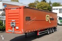 Fruehauf Fruehauf Standard de Lona, Porta bobinas, Ejes SAF semi-trailer