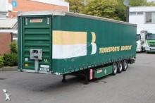 Fruehauf Frühauf Standard/Tautliner/Techo deslonable/Ejes SAF /Caja Palett semi-trailer