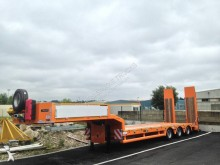 semirimorchio trasporto macchinari Yalcin