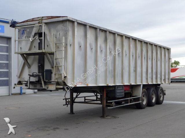 Benalu T34C*Blatt-Federung*46m³*Alu* semi-trailer
