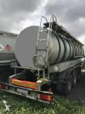 semi remorque citerne hydrocarbures Magyar
