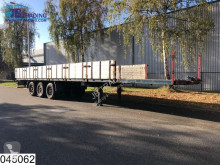 Pacton open laadbak Disc brakes, Borden semi-trailer