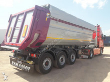 n/a BENNE HARDOX 450 FONDS DE 8MM LATERAL 6 MM ESSIEUX SAF semi-trailer