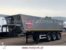 Mega tipper semi-trailer