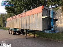 trailer Benalu kipper 59 M3, Steel suspension