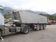 Fliegl Benne Alu 3 essieux semi-trailer