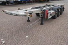 Van Hool 20 30 FT TANK FULL ALU semi-trailer