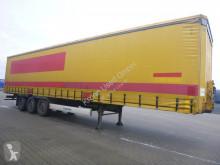 Krone Schiebeplanen Sattelauflieger SDP 27 eLHB3-CS D semi-trailer