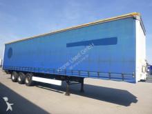 Krone Schiebeplanen Sattelauflieger SDP 27 eLB3-CS T semi-trailer