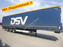 semirremolque Krone Schiebeplanen Sattelauflieger SDP 27 eLB4-DS D