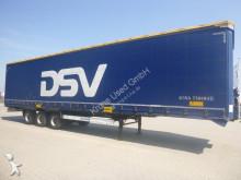 trailer Krone Mega Schiebeplanen Sattelauflieger SDP 27 eLHG3-CS D