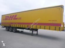 semirremolque Krone Schiebeplanen Sattelauflieger SDP 27 eLHB3-CS D