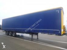 semi remorque Krone Schiebeplanen Sattelauflieger SDP 27 eLB3-CS