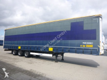 Krone Mega Schiebeplanen Sattelauflieger SDP 27 eLHB3-CS P semi-trailer