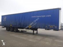 Krone Schiebeplanen Sattelauflieger SDP 27 eLHB3-CS T semi-trailer