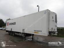 trailer Schmitz Cargobull Tiefkühlkoffer Multitemp Doppelstock Trennwand
