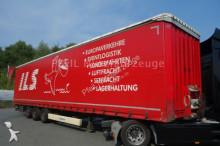 semi remorque Krone SD MEGA Tautliner-BPW-LIFT-Anti Vandal Plane-TOP