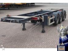 Burg 20 FT TANK BPW 3830 KG semi-trailer