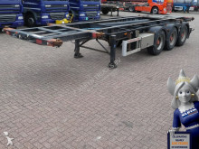 Kromhout 20 30 FT TANK SAF 3740 KG semi-trailer