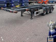 semi remorque Kromhout 20 30 FT TANK SAF 3740 KG
