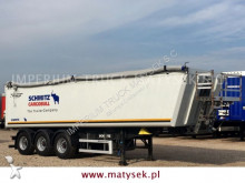 Schmitz Cargobull TIPPER 42 M3 / FLAP / LIFTED AXLE / semi-trailer