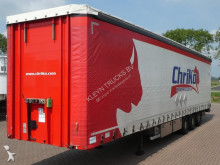 Meusburger MEGA EDSCHA LIFTING ROOF semi-trailer