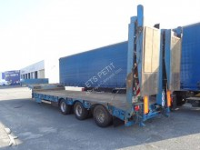 Castera Porte-engin 3 essieux semi-trailer