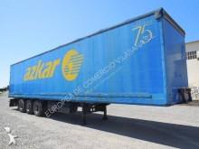 Lecitrailer furgon paquetero semi-trailer