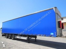 Fliegl tarp semi-trailer