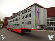 Pezzaioli SBA32 3 Stock Trailer Loadinglift semi-trailer