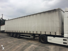 Trailor PLSC+HAYON semi-trailer