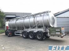 Van Hool VanHool10 RVS tank 26m3 self supporting semi-trailer