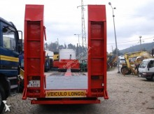 Broshuis E 2190 heavy equipment transport